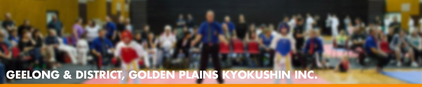 Geelong & District, Golden Plains Kyokushin Inc.