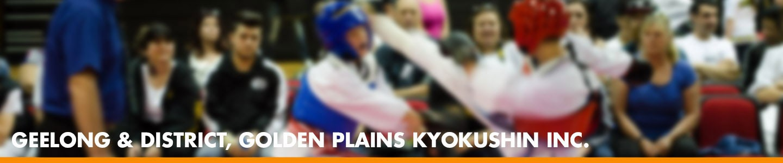 Geelong & District, Golden Plains Kyokushin Inc.